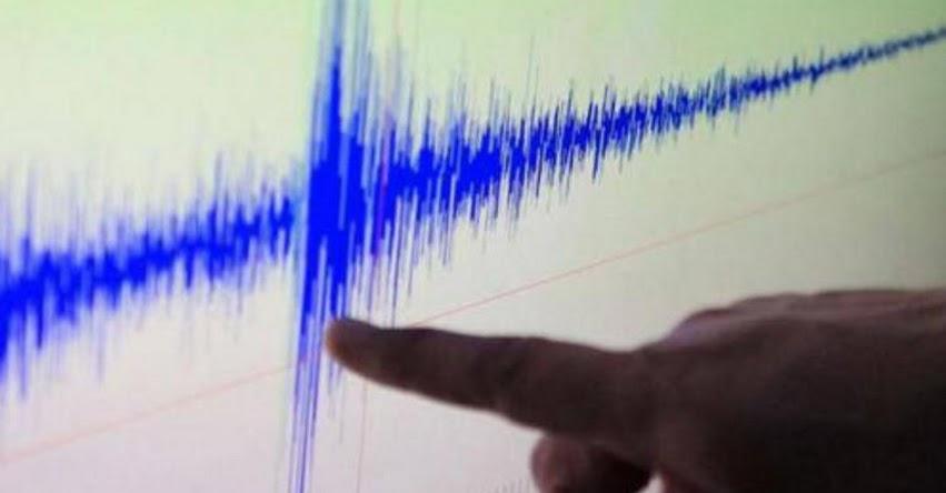 IGP ¿Dónde fue el epicentro del temblor de hace unos minutos hoy lunes 19 de abril?