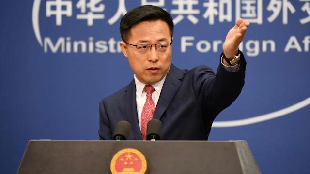 China: EEUU es la fuente de la inestabilidad en el mar del Sur