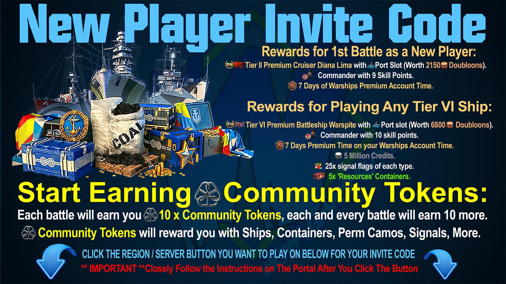 invite code