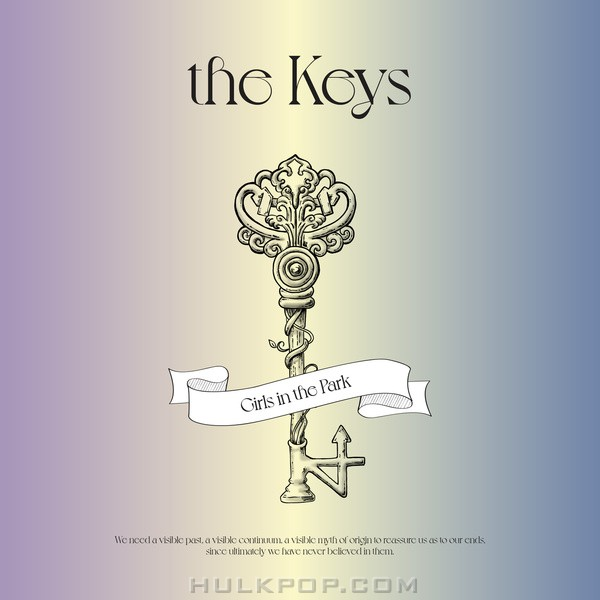 GWSN (Girls in the Park) – the Keys – EP