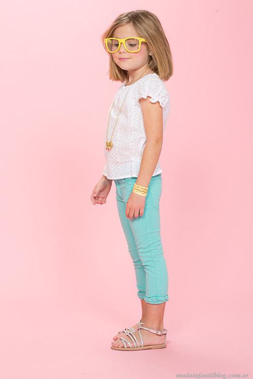 ropa niñas verano 2014 pioppa