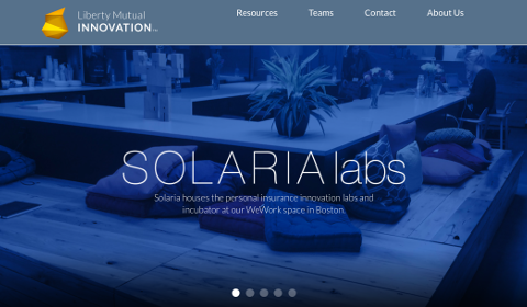 Solaria Labs - Liberty Mutual Insurance