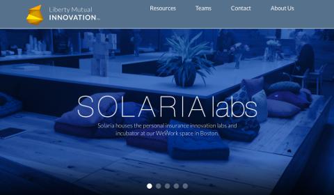 Solaria Labs - Liberty Mutual Insurance