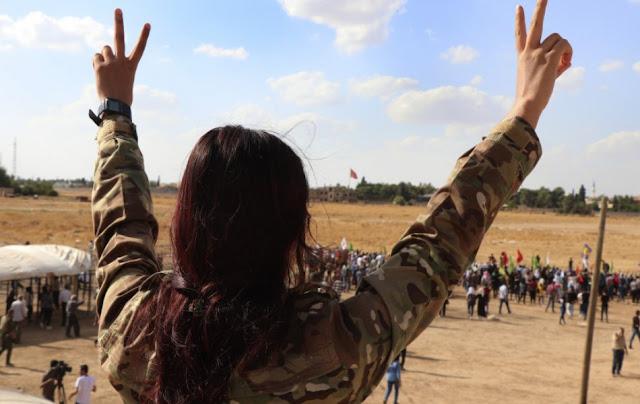 Ο ΣΥΡΙΖΑ Ναυπλίου συμμετέχει στην συγκέντρωση αλληλεγγύης για τον Κουρδικό λαό