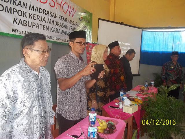 Baru 9 MTsdi Kabupaten Karawang Yang Sanggup Ikut UNBK Tahun Depan