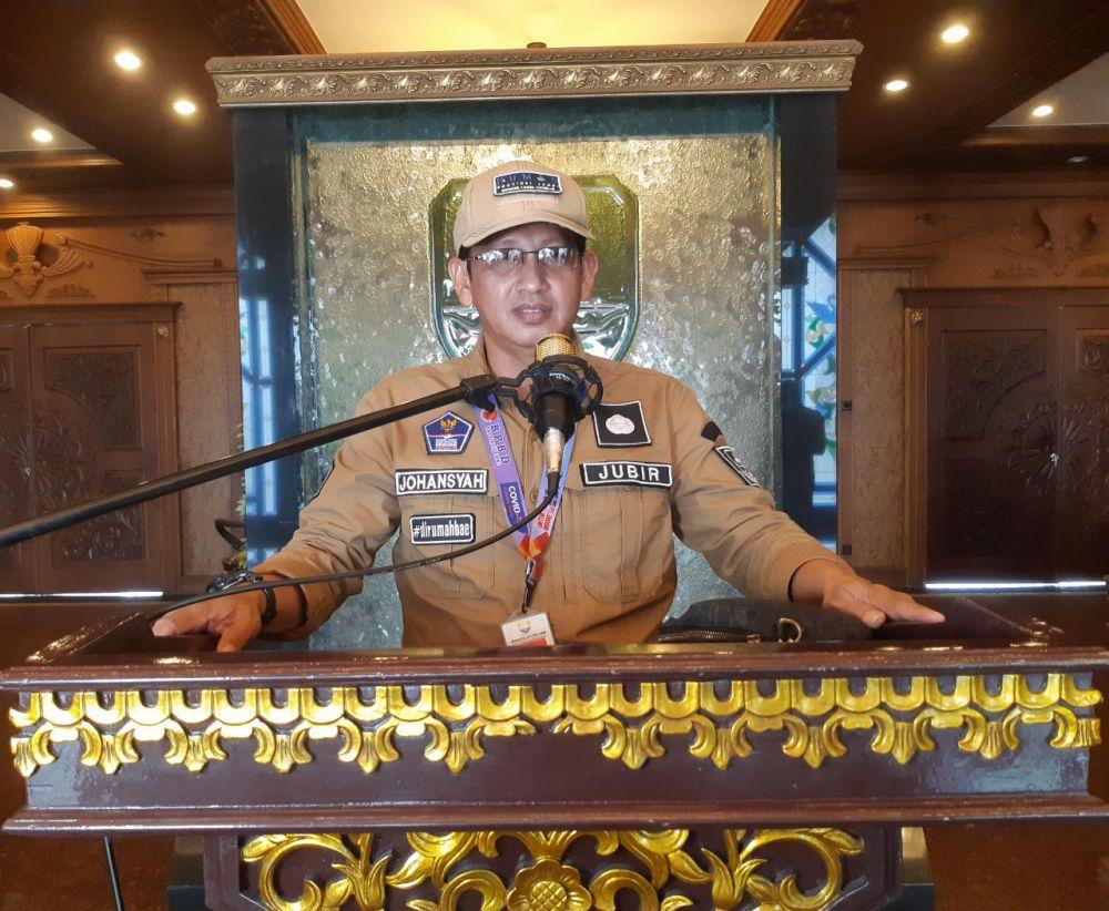1 PNS Dinas Pariwisata Provinsi Jambi Positif Covid19, Dan 3 ASN Lainnya Menunjukkan Reaktif