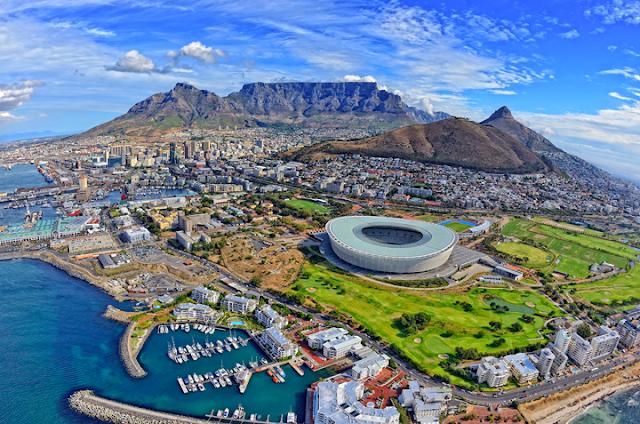 Dịch vụ làm visa Nam Phi