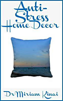 Anti Stress Home Decor Book