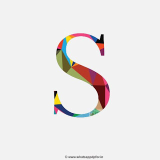 stylish images of letter s