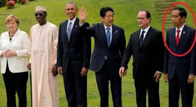 Menggemparkan Dunia..!! Jokowi Masuk Daftar 4 Besar Pemimpin Dunia yang Paling Disukai Rakyatnya
