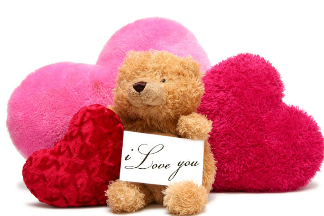 Happy Teddy Day Photos for Lovers