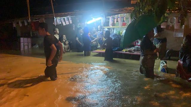 banjir kilat Gua Musang, Kelantan