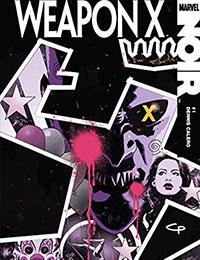 Weapon X Noir 1 (MDCU) Comic