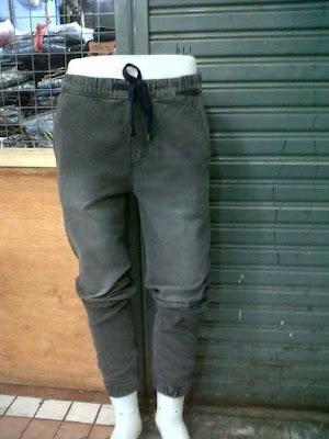 Jogger Jeans Model