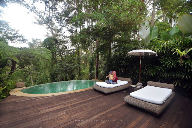 Sandat Private Pool