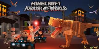 Minecraft Will Get Dinosaur Content Update Collaboration With Jurassic World!