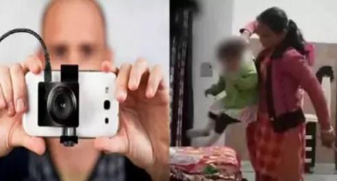 पिता ने चुपके से अपने घर में लगा दिया कैमरा, फिर सामने आया रूह कंपा देने वाला...!