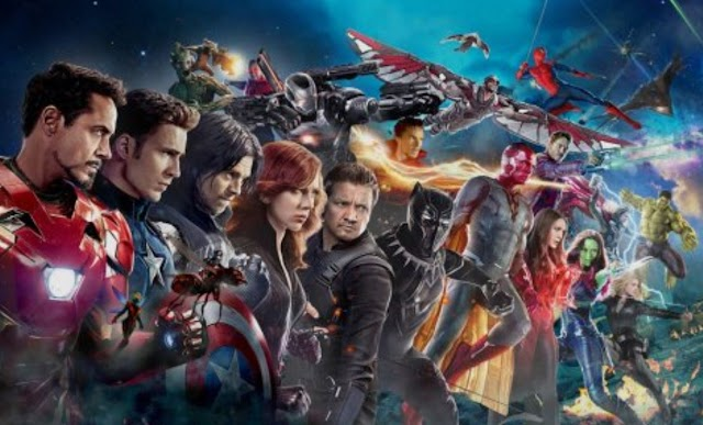 Marvel Cinematic Universe Knowledge Test