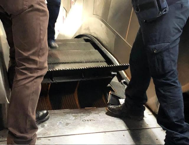 Completati lavori 4 scale mobili su 6 a stazione Barberini