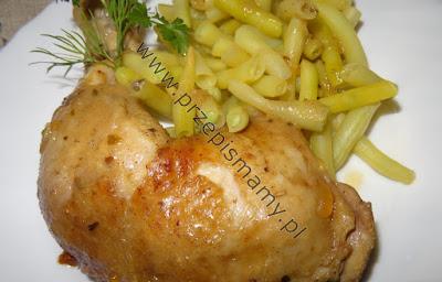 Udka z kurczaka duszone