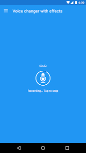 Voice changer with effects v3.7.0 [Premium] Apk