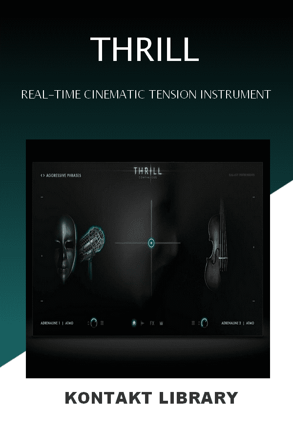 Native Instruments Thrill KONTAKT Library