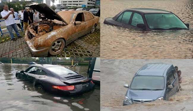 Syarat dan Cara Klaim Asuransi Mobil Korban Kebanjiran