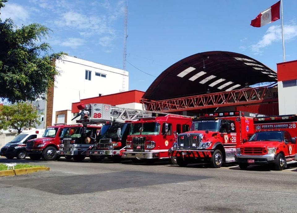 Estación de Bomberos Voluntarios Miraflores Nº 28