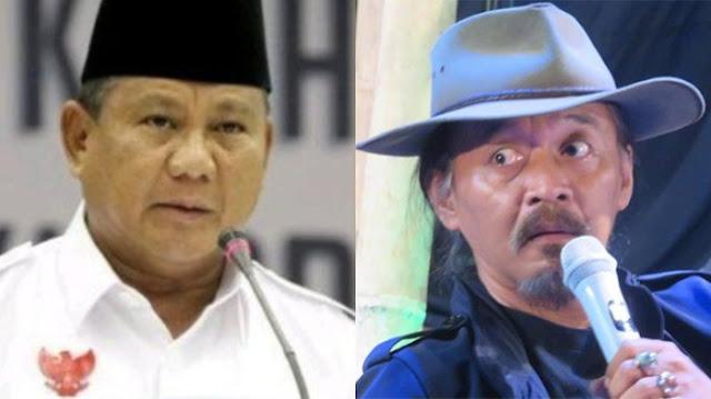 Setuju dengan Penggunaan Kata 'Emak-emak', Sudjiwo Tedjo: Aku Bukan Pendukung Prabowo