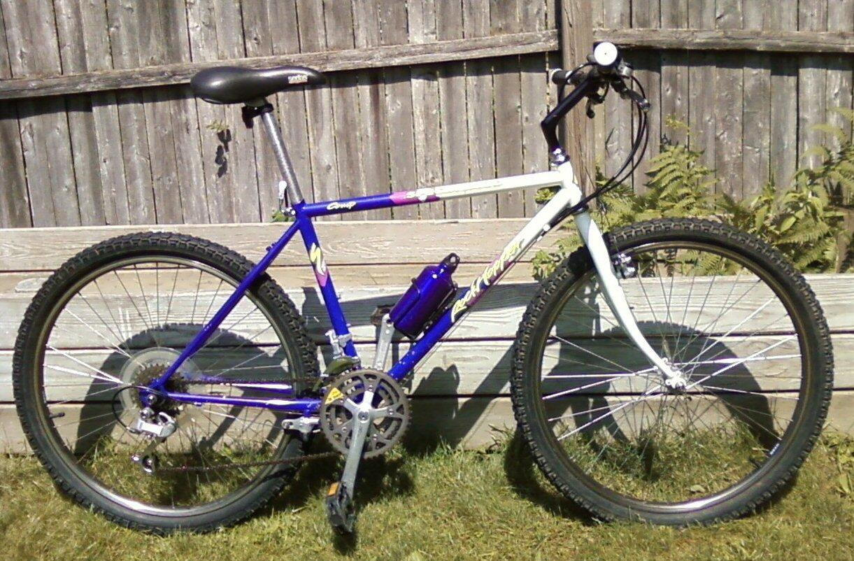 4fa5557ae08 Two Wheels and a fat guy: My Rockhopper Comp