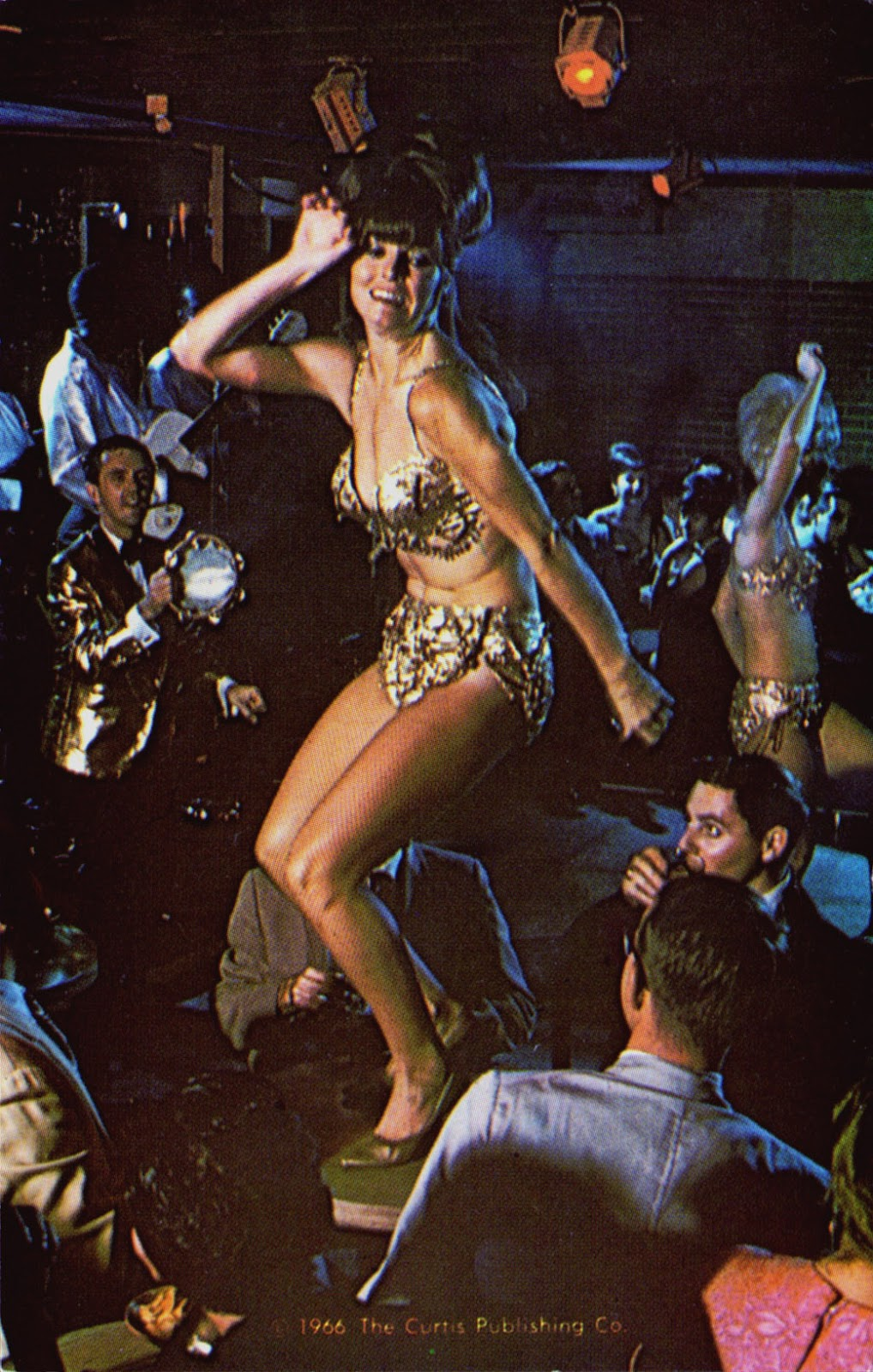 Amazing Color Photos Of Teenage Dance Parties And Disco