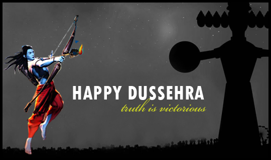 Dussehra Greetings