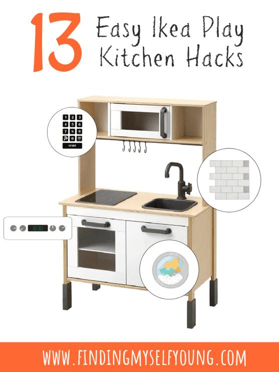13 easy ikea play kitchen hacks