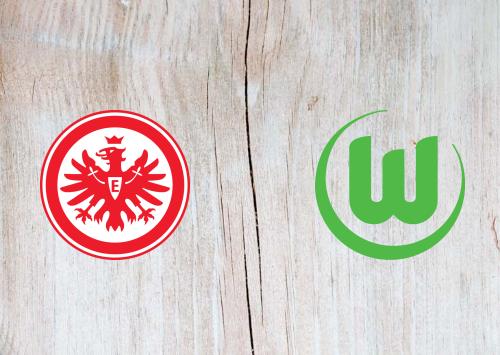 Eintracht Frankfurt vs Wolfsburg -Highlights 10 April 2021