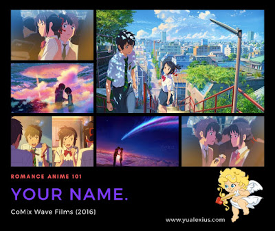 Romance Anime: Your Name.