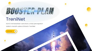 Bedah Produk, Cara Daftar dan Strategi Tercepat Meraih Reward di Boosterplan TreniNet