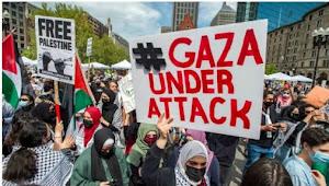 Warga Yahudi Kecam Serangan Israel Ke Palestina : Itu Bukan Atas Nama Saya
