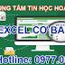 Excel dành cho người mới bắt đầu
