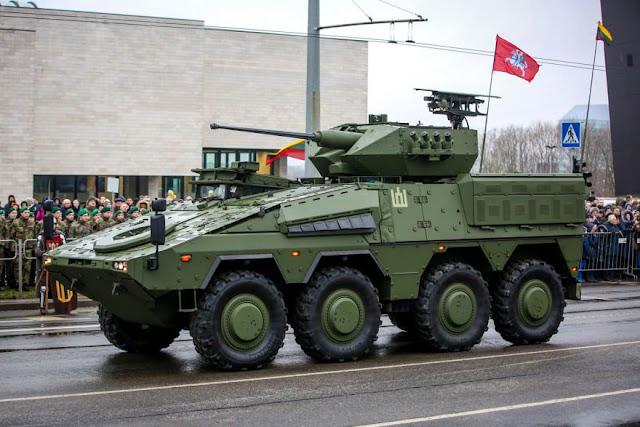 Armée lituanienne/Lithuanian Armed Forces - Page 7 EQ9ZMYdVAAAQ_yz