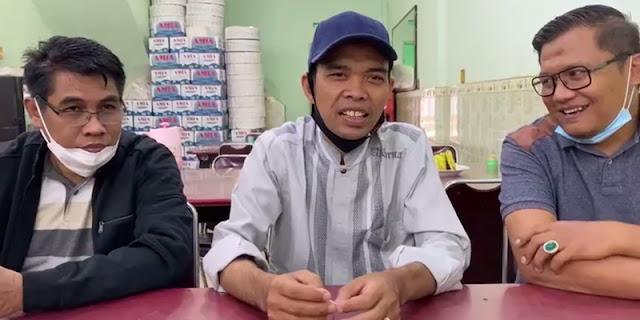 Ustaz Abdul Somad Akan Isi Tausiah Nasional HUT JMSI dan HPN 2021