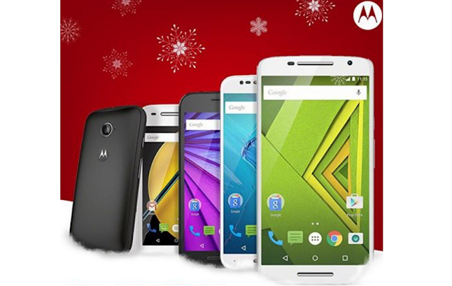 Flipkart Christmas sale: Motorola offers heavy discounts on All Moto Products