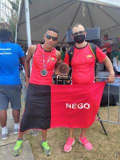Baraunense conquista prata no Campeonato Norte/Nordeste em São Luís do Maranhão