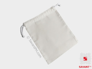 Canvas Giveaway Pouch Philippines