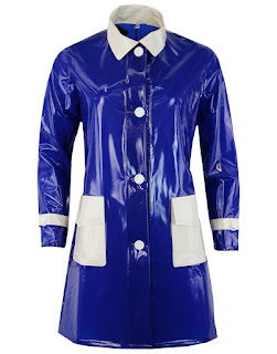 Madcap England Launch 1960s Inspired Women's Raincoats
