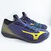TDD387 Sepatu Pria-Sepatu Futsal -Sepatu Mizuno  100% Original