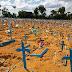 NOS PRIMEIROS 54 DIAS DE 2021, AMAZONAS ULTRAPASSOU 2020 EM MORTES POR CORONAVÍRUS