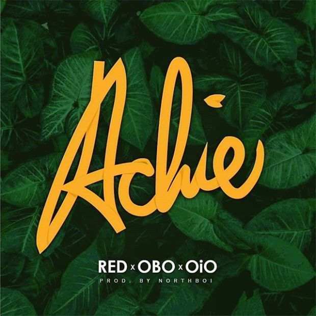 B-Red Ft. Davido – Achie (Audio)