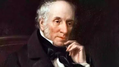 Wordsworth Born in 1770 on the edge of the Lake District and educated at the little Grammar school of Hawkshead in the heart of that picturesque country Wordsworth had spent happy years in daily communion with Nature.