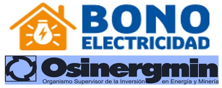 bono electricidad