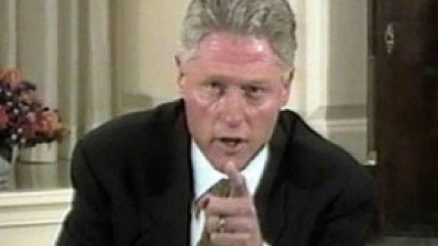 Why the Democrats Really Turned on Bill Clinton